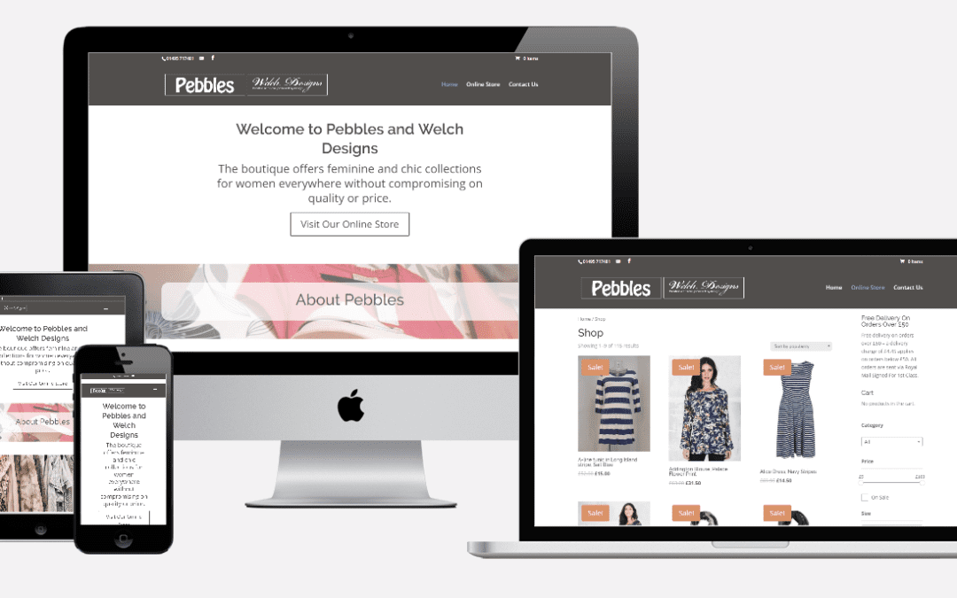 Pebbles and Welch Designs